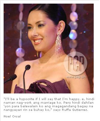 """Ruffa Gutierrez on relationship with Yilmaz: """"There's nothing, no"""