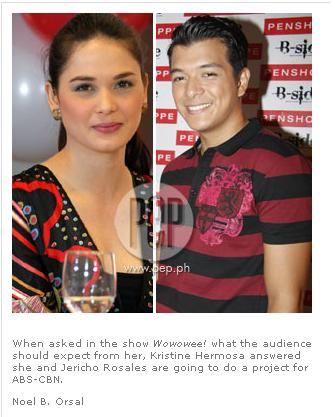 Jericho Rosales and Kristine Hermosa, back again as love team says ABS