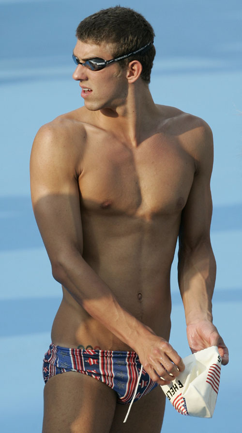Michael Phelps for Speedo ? - ? what an ad.. haha!