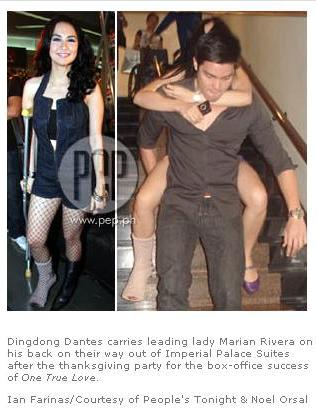 Spotted! : Marian Rivera with Cellphone - TechPinas