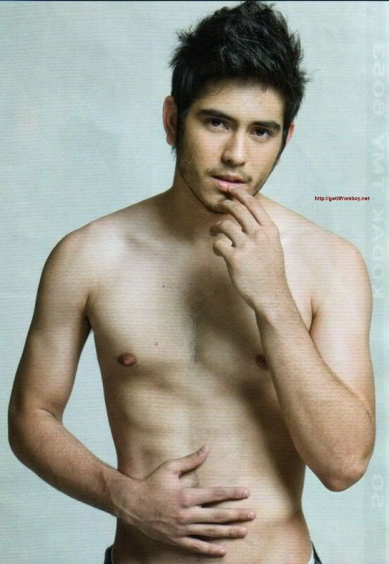 Who would you vote for as the Hottest Summer Pinoy Hunk?