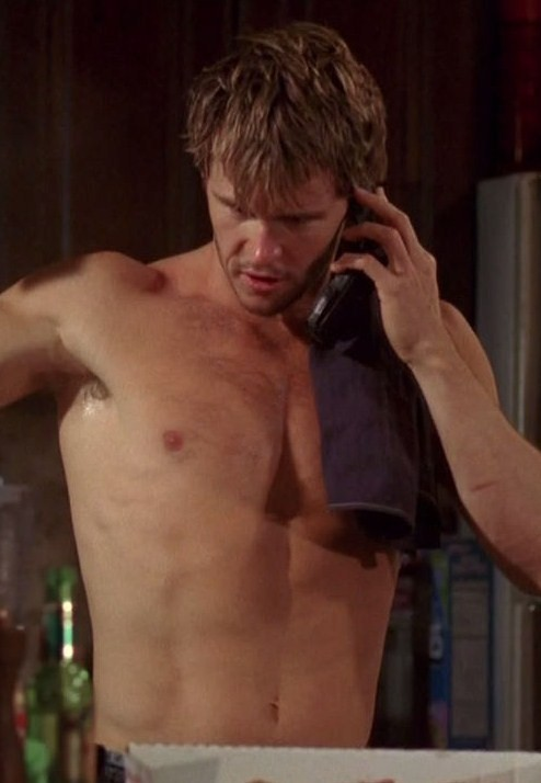 denis lilley shirtless