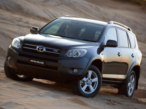 Toyota suspended sales of several models