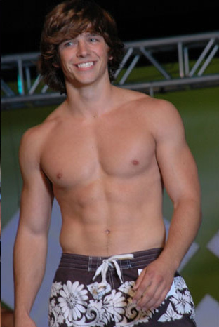 "american idol contestants 2010. American Idol ""Shirtless"""