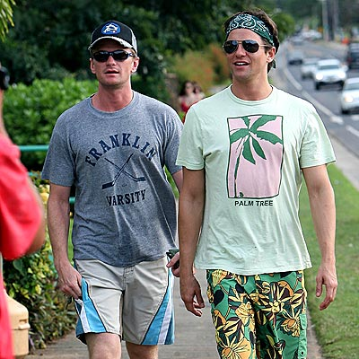Neil Patrick Harris and partner David Burtka are expecting twins ? Everybody ...
