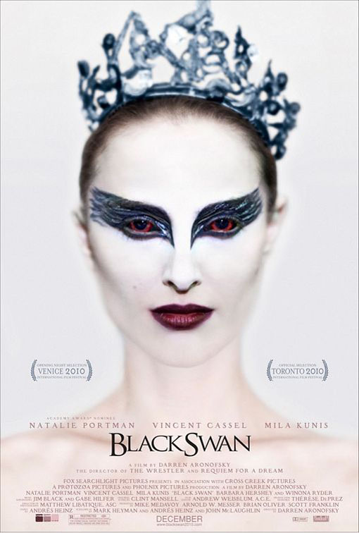 Natalie Portman smooching Mila Kunis in Black Swan (Video Trailer)
