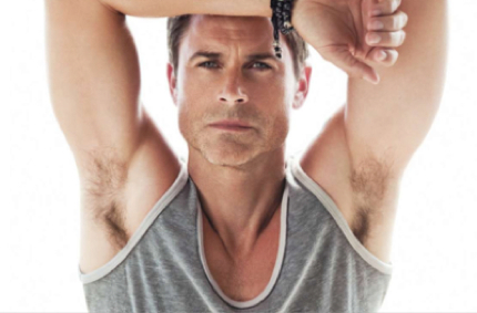 Rob Lowe Looking Hot on the Cover of Men's Fitness