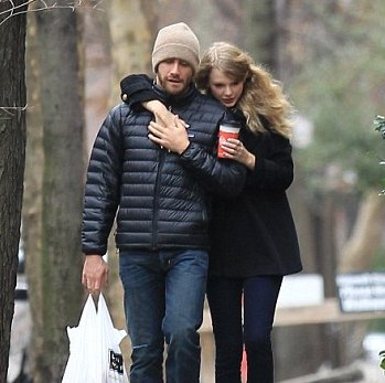 taylor swift and jake gyllenhaal break up