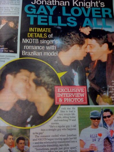 Remember when his Brazilian ex-lover outed him back in 2009?
