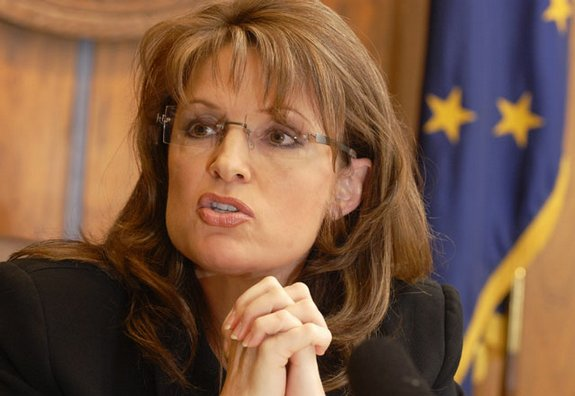 After the flack on Sarah Palin's Crosshairs Map, she may just re-consider a