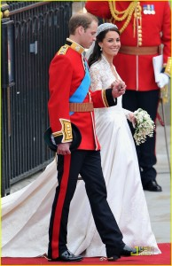 Royal Wedding - Carriage Procession To Buckingham Palace And Departures
