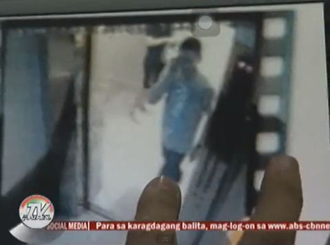 Actual CCTV Footage of Vhong Navarro at Deniece Cornejo's Condo (VIDEO)