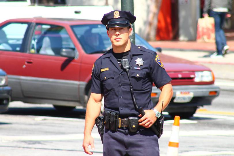 Hot Cop of the Castro | Chris Kohrs | Facebook.   What you need to know.