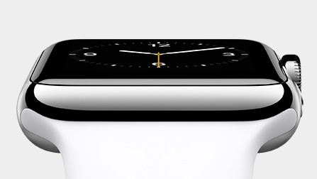 The new iWatch.
