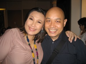 My sincere condolences to Ms Sharon Cuneta.  #ElaineGamboaCuneta #RIP