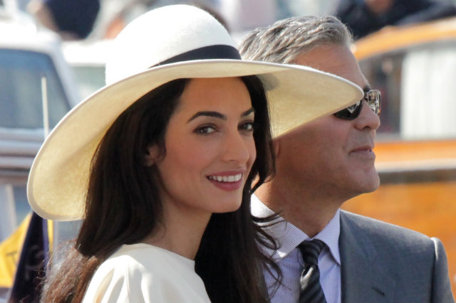 Amal Alamuddin-Clooney controversy.  Apology to Gloria Macapagal-Arroyo? Puhlease!!!