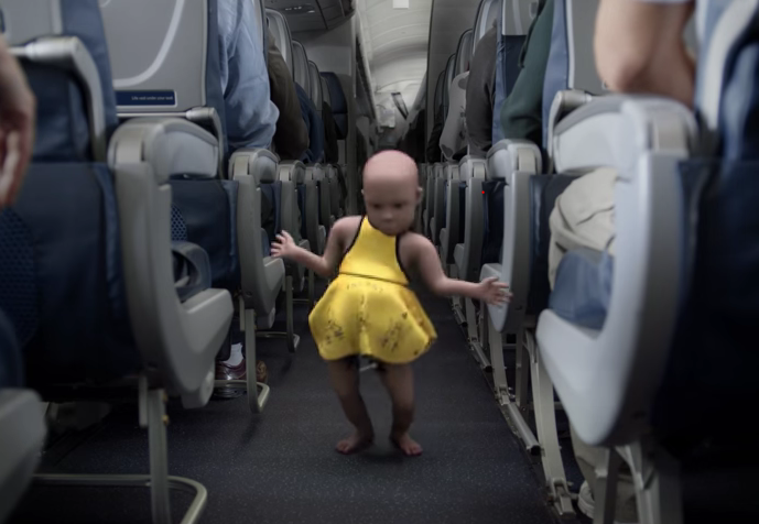 VIRAL VIDEOS: Delta's New Safety Film Features Youtube Viral Video Stars. (VIDEO)