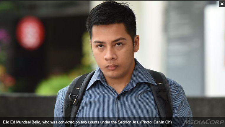 Filipino Nurse who posted slurs on Facebook against Singaporeans: Convicted  What has become of Social Media?